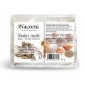 Nacomi Maska arganowa z glinką Ghassoul 25g