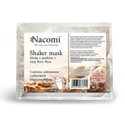 Nacomi Maska z kwasem hialuronowym 25g