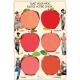 theBalm Paleta róży i pomadek How About Them Apples?