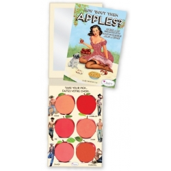 theBalm Paleta róży i pomadek How About Them Apples?