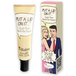 theBalm Baza pod cienie do powiek Put A Lid On It® Eyelid Primer
