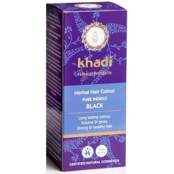 khadi Henna do włosów ciemnych - Indygo