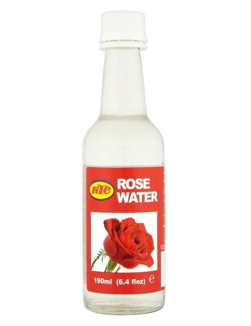 KTC Rose Water - Woda różana 190 ml