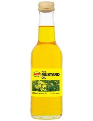 KTC Mustard Oil - Olej musztardowy 250ml