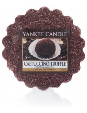 YANKEE CANDLE Wosk zapachowy - Cappuccino Truffle