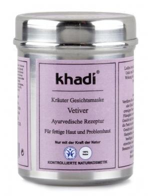 khadi Ziołowa maseczka do skóry zanieczyszczonej Herbal Face Pack Vetiver