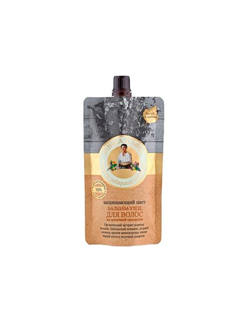 Bania Agafii Pielęgnacyjny balsam do włosów farbowanych