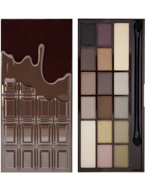 I Heart MakeUP Paleta cieni do powiek Death by Chocolate
