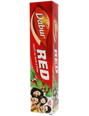 Dabur Ziołowa pasta do zębów i dziąseł RED Paste