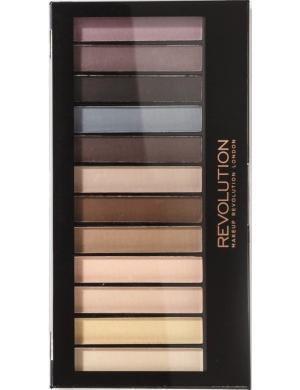 Makeup Revolution Paleta matowych cieni ESSENTIAL MATTES