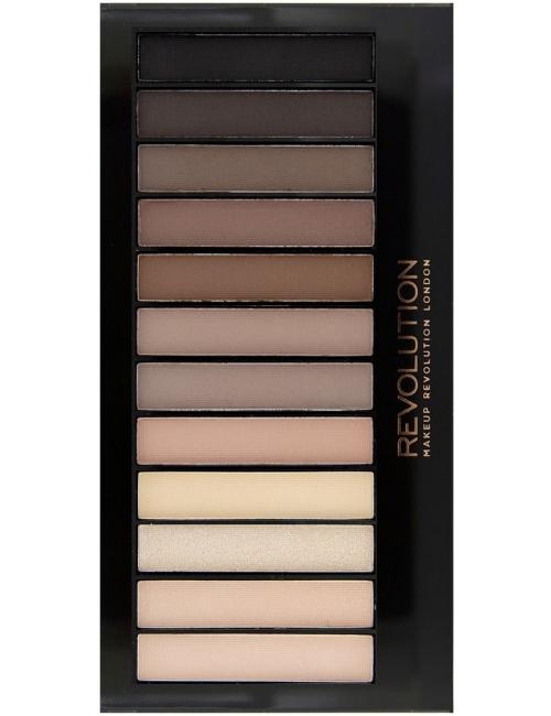 Makeup Revolution Paleta cieni do powiek Iconic Elements