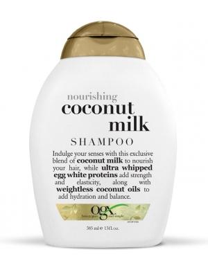 Organix Odżywczy szampon z mlekiem kokosowym Coconut Milk - OGX
