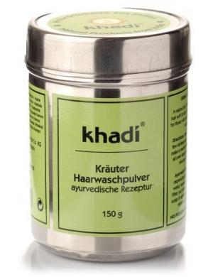 khadi Oczyszczający szampon - peeling do włosów i skóry głowy