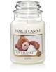 YANKEE CANDLE Duża świeca Soft Blanket (duży słój)