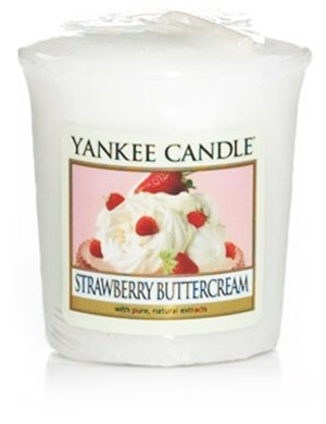 YANKEE CANDLE Sampler Strawberry Buttercream