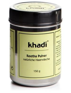 khadi Reetha w proszku do kąpieli i mycia włosów