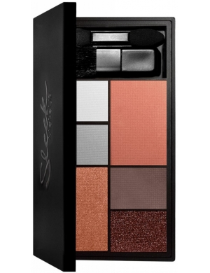 Sleek MakeUP Paleta do makijażu Eye & Cheek Palette - All Day Soiree