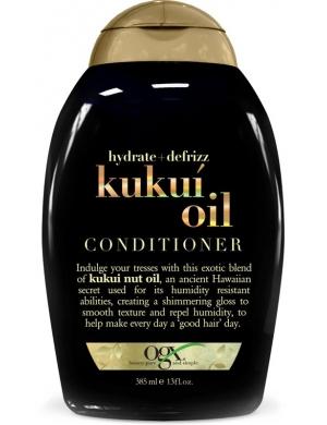 Ogx Wygładzająca odżywka do włosów Kuki Oil
