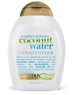 Ogx Nawilżająca odżywka z wodą kokosową Coconut Water