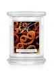 Kringle Candle Świeca zapachowa Medium 2 Wick Jar - Cinnamon Bark