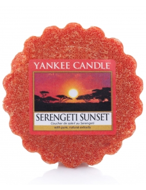 Yankee Candle Wosk zapachowy Serengeti Sunset - Zachód słońca Serengeti