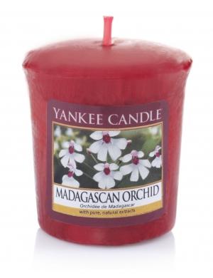 YANKEE CANDLE Świeca zapachowa Madagascan Orchid - sampler