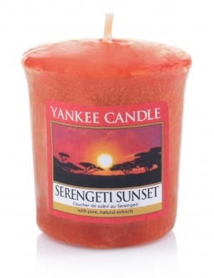YANKEE CANDLE Świeca zapachowa Serengeti Sunset - sampler