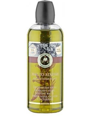 Bania Agafii Odżywczy olejek do włosów