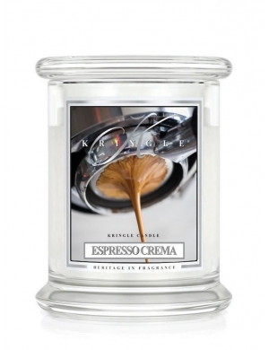 Kringle Candle Świeca zapachowa Medium 2 Wick Jar - Covered Bridge