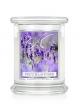 Kringle Candle Świeca zapachowa Medium 2 Wick Jar - Espresso Crema