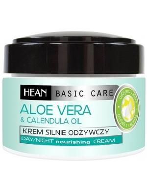 HEAN BASIC Krem silnie odżywczy Aloes i Olejek nagietkowy