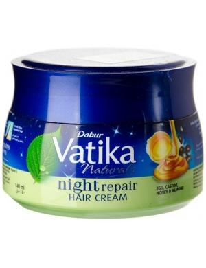 Dabur Vatika Krem do włosów Nocna Regeneracja