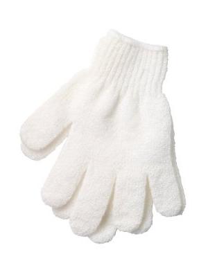 THE BODY SHOP Złuszczające rękawiczki do mycia ciała