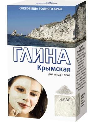 Fitokosmetik Oczyszczająca biała glinka krymska