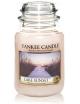 YANKEE CANDLE Duża świeca zapachowa - Lake Sunset (duży słój)