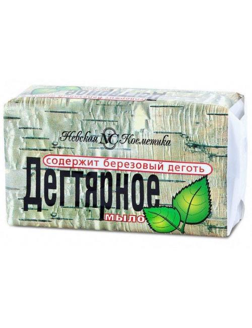 Przeciwłojotokowe mydło dziegciowe - Nevskaya Kosmetika