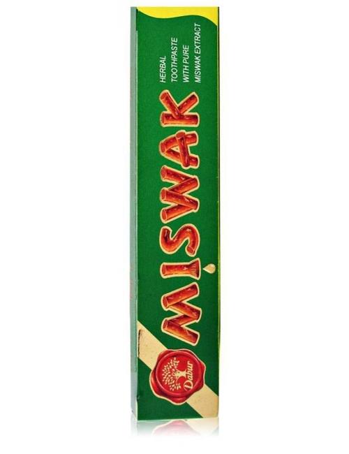 Dabur Ziołowa pasta do zębów z ekstraktem Miswak