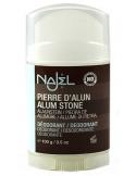 NAJEL Ałun potasowy, Naturalny antyprespirant - sztyft 100g
