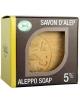 NAJEL Syryjskie mydło Aleppo z olejem laurowym 5%