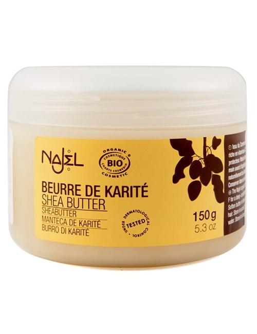 NAJEL Naturalne nierafinowane masło karite