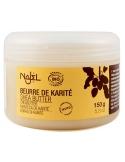 NAJEL Naturalne nierafinowane masło karite o zapachu wanilii