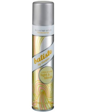 BATISTE Light & Blonde Suchy szampon do włosów Dry Shampoo