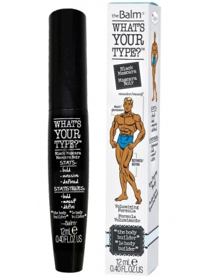theBalm Pogrubiający tusz do rzęs What's Your Type? - The body builder