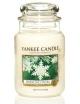 YANKEE CANDLE Świeca zapachowa - Sparkling Snow (duży słój)