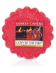 Yankee Candle Wosk zapachowy Cosy by the Fire