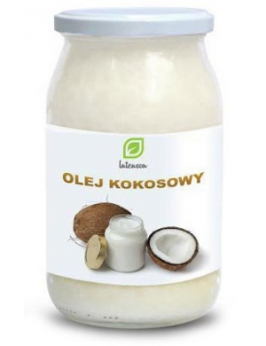 Intenson Rafinowany olej kokosowy 900ml