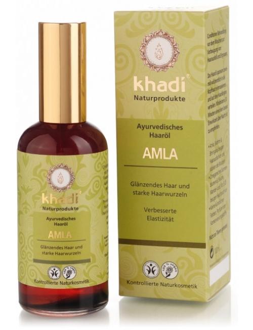 olejek khadi na wypadanie włosów