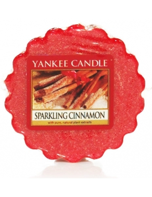 YANKEE CANDLE Wosk zapachowy Sparkling Cinnamon