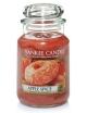 YANKEE CANDLE Świeca zapachowa - Apple Spice (duży słój)