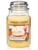 YANKEE CANDLE Świeca zapachowa - Vanilla Cupcake (duży słój)